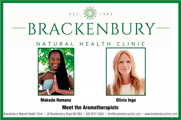 Brackenbury Natural Health Clinic: Meet the Aromatherapists - Makeda Hemans and Olivia Inge