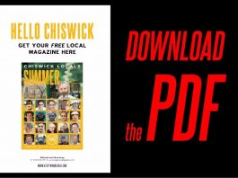 Chiswick Locals-summer-2017 PDF Download