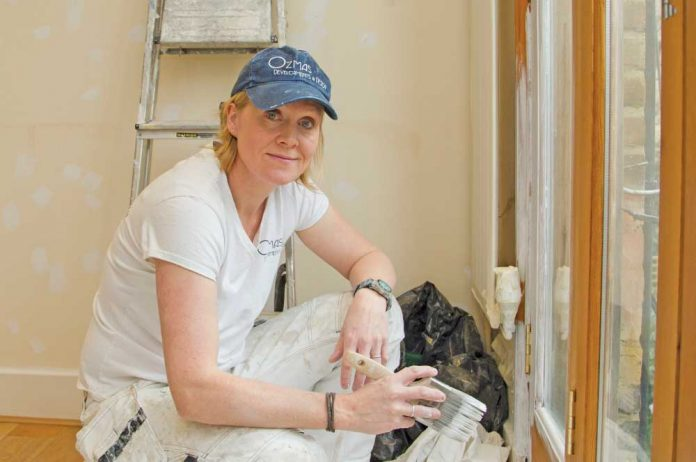 Ozmas Decorating, Georgie Knight, Painting and Decorating