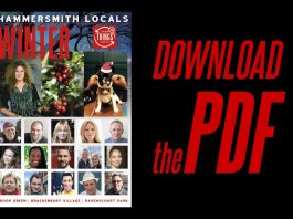 Hammersmith Locals: Download and Share the Winter 2016 PDF