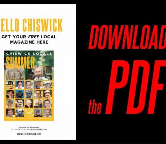 Chiswick Locals-summer-2017 PDF Download