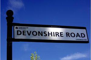 Devonshire Road Chiswick W4