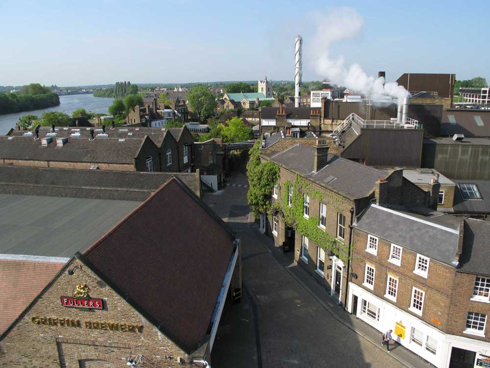 Fullers-brewery-Overhead