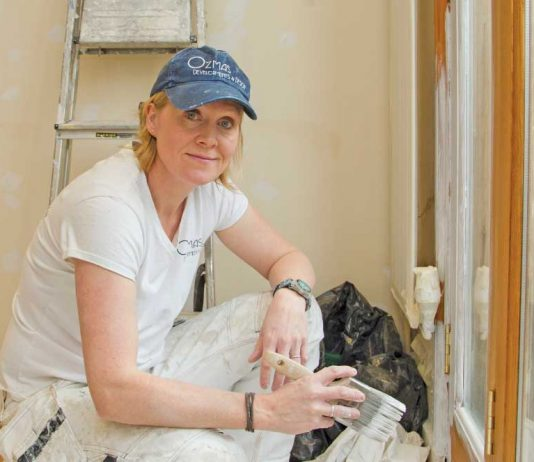 Ozmas Decorating, Georgie Knight, Painting and Decorating