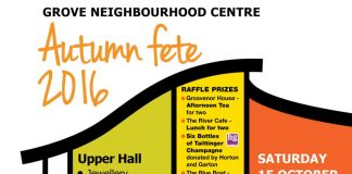 Grove Neighbourhood Centre Autumn fete 2016