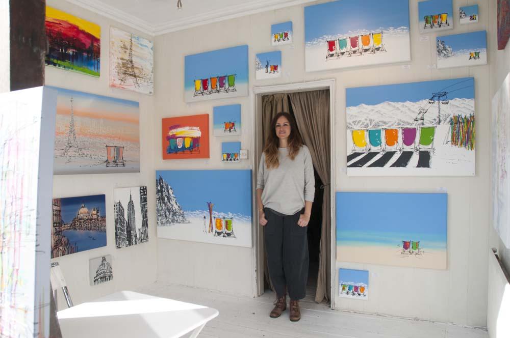 Hannah van Bergen Hepsibah Gallery