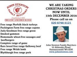 John Stenton Family Butchers