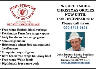 John Stenton Family Butchers