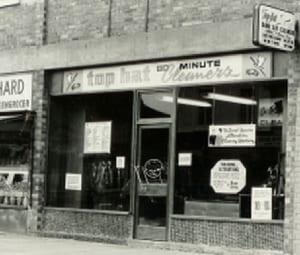 Top Hat Hounslow 1967